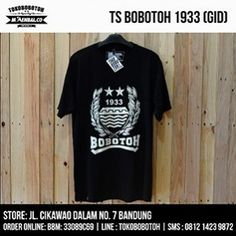 T-Shirt Bobotoh 1933 Glow in The Dark
