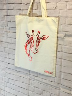 A personal favourite from my Etsy shop https://www.etsy.com/uk/listing/286478503/tote-bag-100-cotton-with-red-chrome