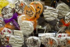 Halloween in the Candy Store!