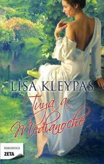 Mi riconcito de lectura: TUYA A MEDIANOCHE de LISA KLEYPAS