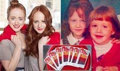 Red alert! How two sisters founded a redhead beauty empire
