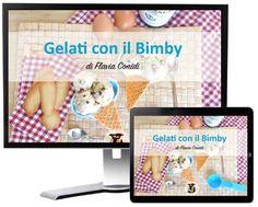 Gelati con il Bimby – Ricettario ebook