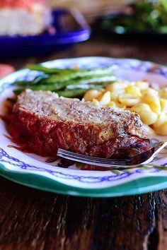 Italian Meatloaf - Pioneer Woman recipe