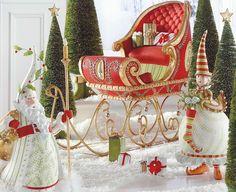 Light the way on your mantel or tabletop display this Christmas season