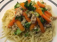 Niki Cooks for Interstitial Cystitis: Chicken Pasta with Veggies