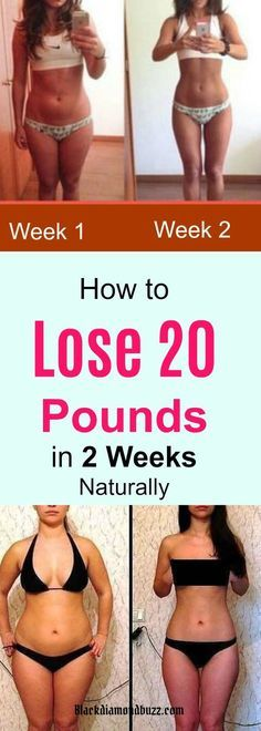 How to lose 20 pounds in 2 weeks safely - Meal plan diet ,Detox ,Workout and apple cider vinegar