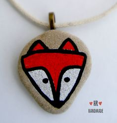 Fox kavicson Fox, Christmas Ornaments, Holiday Decor, Jewelry, Jewlery, Jewerly, Christmas Jewelry, Schmuck, Jewels