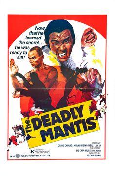 deadly mantis 1978