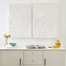Papier-Mache Canvases
