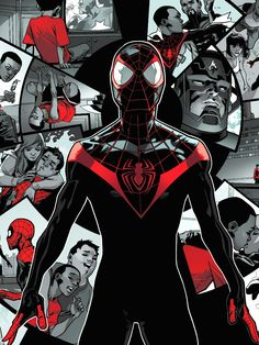 Miles Morales/Spider-Man                                                                                                                                                                                 More
