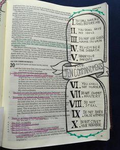 The Ten Commandments http://ift.tt/1KAavV3