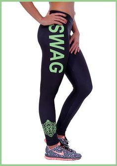 2016 New Women Black Milk Leggings Sexy SWAG Letters Printed Leggings Workout Leggings Elastic Pants Women's Clothing