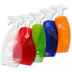 Katlanabilir Spreyli Su Şişesi Ürün Kodu : Y25YT3200 İndirimli Fiyat: 3.90 TL