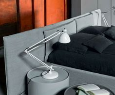 Novamobili Polsterbett Suite mit Bettkasten
