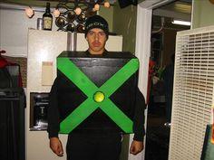 Kreatives, aber leider doch verstörendes Kostüm