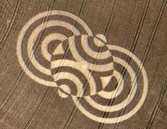Latest-UFO-Sightings: 2 new Crop Circles in Wiltshire, UK