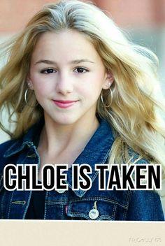 Crazytaylah22 u r Chloe