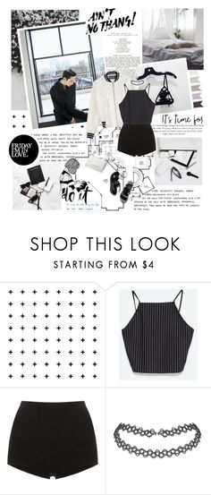 """""""It's alright if you run out of breath ... ♪"""" by followmiiin ❤ liked on Polyvore featuring Zara, Proenza Schouler and Ancient Greek Sandals"""
