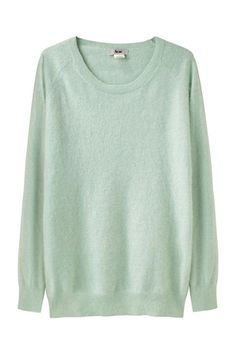 Acne Angora Pullover... want.