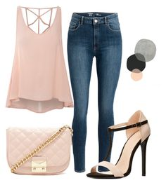 """"""""""" by pinkiwinki06 on Polyvore featuring Belleza, Glamorous, Charlotte Russe y Forever 21"""