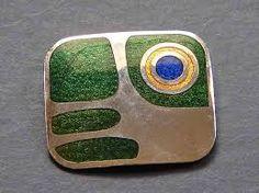 Resultado de imagen para decoracion esmaltado en chapa de cobre