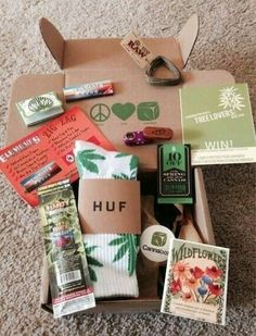 Weed gift basket!! | Weed | Pinterest | Gift, Stoner and Cannabis