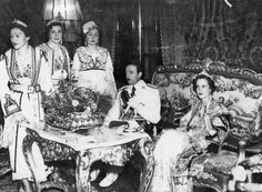Royal Family, king Zog