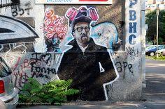 Breaking Bad / Novi Beograd #BeogradskiGrafiti #StreetArt #Graffiti #Beograd #Belgrade #Grafiti
