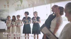 White Balloon Films - Kate & Aidan Canavan - Crear, Scotland