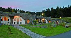 Übernachten wie die Hobbits im Auenland: für nur 40€ pro Nacht (Kinder kostenlos)