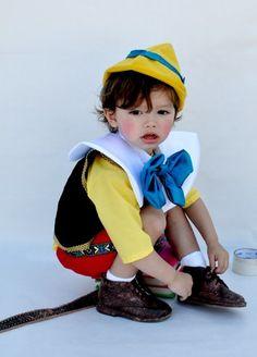 pinocchio halloween costume | zorraindina - Seasonal on ArtFire  sc 1 st  Pinterest & 24 best Pinocchio images on Pinterest | Pinocchio Baby costumes and ...