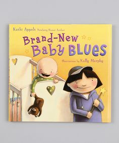 Brand-New Baby Blues Hardcover