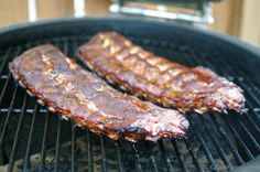 How to Make Fall Off the Bone Ribs | GrillinFools.com