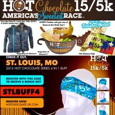 Hot chocolate run coupon code
