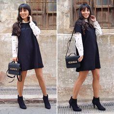 true story - Temporada: Otoño-Invierno - Tags: ootd, look, stardivariusblog, fashion, moda, influencer - Descripción: look con superposiciones