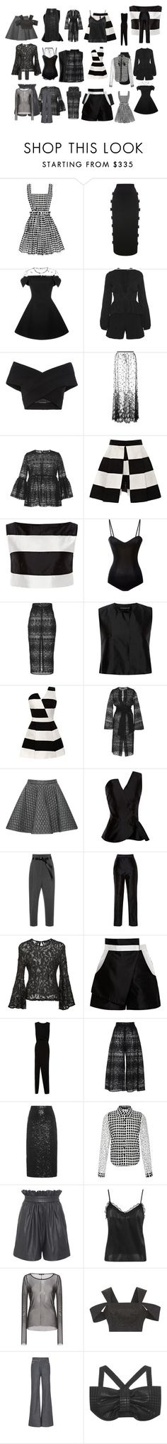 """Untitled #3123"" by luciana-boneca on Polyvore featuring Kalmanovich"