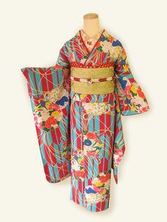 beautiful kimono
