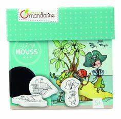 Avenue Mandarine 52574O - Stampi Mouss Piraten: Amazon.de: Küche & Haushalt