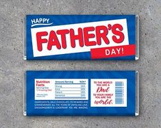 Happy Father's Day printable chocolate wrapper perfect fathers day gift, diy fathers day gifts from kids crafts, fathers day classroom ideas Diy Father's Day Gifts For Dad, Last Minute Diy Mother's Day Gifts, Diy Mothers Day Gifts, Father's Day Diy, Fathers Day Crafts, Diy Gifts, Grandparent Gifts, Homemade Gifts, Fathers Day Quotes