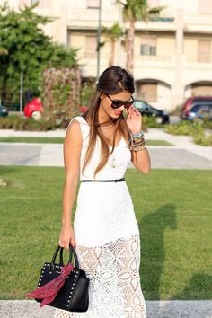 ravishing lace dress