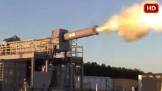 US Navy Railgun