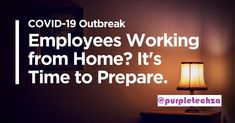 During this outbreak of COVID-19 Our business has solutions to assist you and your team work remotely and still stay connected and productive connect@purpletech.co.za  www.facebook.com/purpletechza   #CoronaVirusSA #CoronaVirusUpdateSA  #coronavirus #lockDownSouthAfrica #LOCKSOUTHAFRICADOWN Fibre, Teamwork, Connect, Technology, Facebook, Business, Tech, Tecnologia, Store