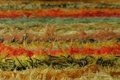 How to Make Wool Rugs From Recycled Sweaters thumbnail