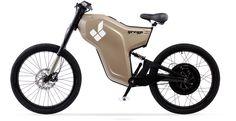 Элоктровелосипед (120 км расстояние, 65 км/ч разгон)