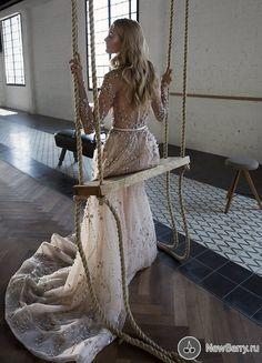 Свадебные платья Lee Petra Grebenau 2017