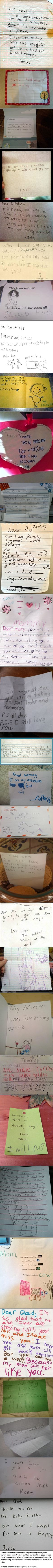Children Are So Brutally Honest With Their Opinions, Especially These 30 Kids... -  Mean letters from children