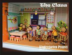 eyk-craft.blogspot.com Quilling Miniature
