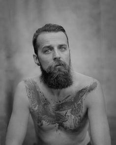 model: Grzegorz Fuks