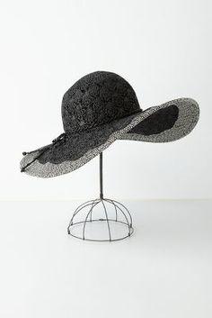 Toccata Crochet Floppy Hat