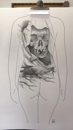 Backpiece Tattoo, Ma Tattoo, Full Tattoo, Tattoo Studio, Sak Yant Tattoo, Tattoo Life, Shark Tattoos, Body Art Tattoos, Skull Tattoo Design